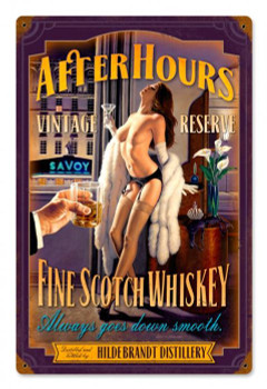 After Hours Fine Scotch Whiskey XL
