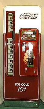 Cavalier CS-96 Coca-Cola Machine