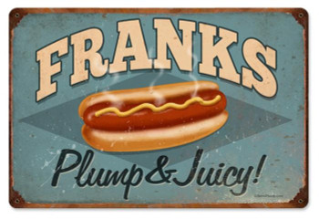 Franks-Plump & Juicy