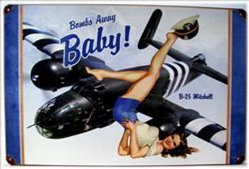 Bombs Away Baby !