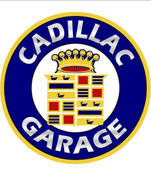 "Cadillac Garage 22"" Disc"