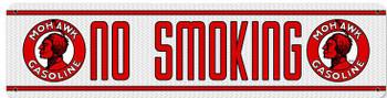 No Smoking-Mohawk
