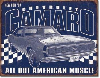 Camaro-American Muscle