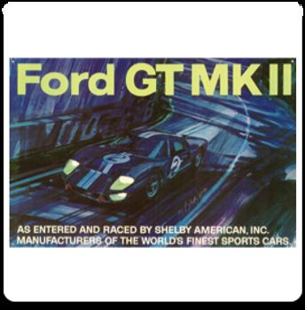 Ford GT MK II (jumbo)