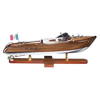Aquarama Model Boat AS182