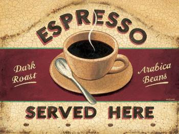 Expresso Served Here