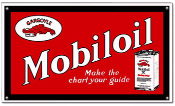 Gargoyle Mobiloil