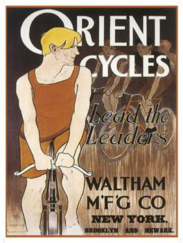 Orient Cycles