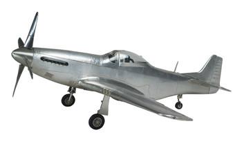 P-51 Mustang Fighter Model Airplane AP459