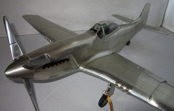 P-51 Mustang Fighter Model Airplane AP459