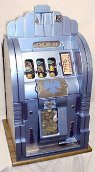 Mills Extra Ordinary 25 Cent Slot