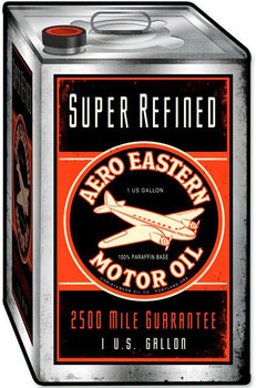 Aero Eastern Motor Oil 1