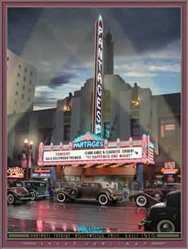 Pantages Theatre-1930