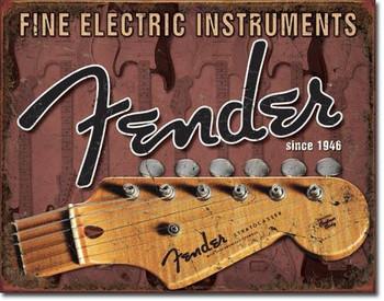 Fender-Headstock