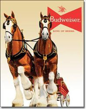 Budweiser Clydesdale Team