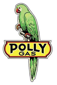Polly Gas Parrot
