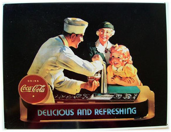 Coca-Cola Soda Fountain