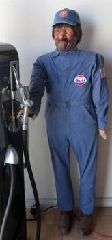Gulf Gas Station Attendent (Josh)