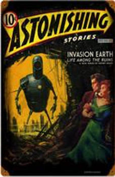 Astonishing Stories DISC