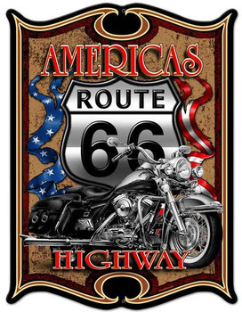 America's Highway-Route 66