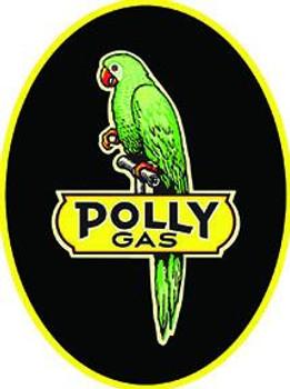 Polly Gas Oval