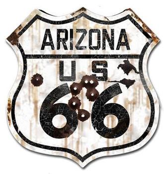 Route 66 Arizona (rustic)