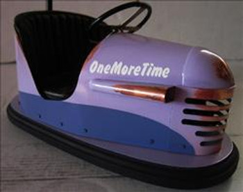 "Lusse Bumper Car ""One More Time"" (light purple)"