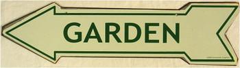 Garden (arrow)