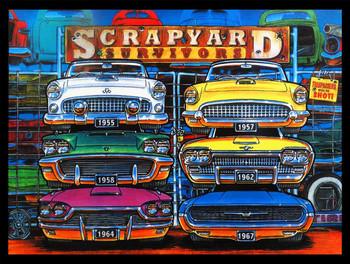 Thunderbird Scrapyard Survivors