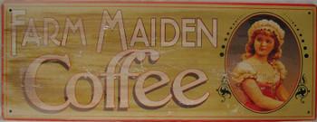 Farm Maiden Coffee (lot of 2) unit cost $5.50