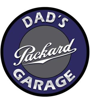 """Packard-Dad's Garage 12"""" disc"""