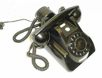PTT Phone with Earpiece