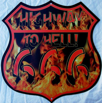 Route 666-Highway To Hell