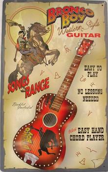 Bronco Boy Guitar