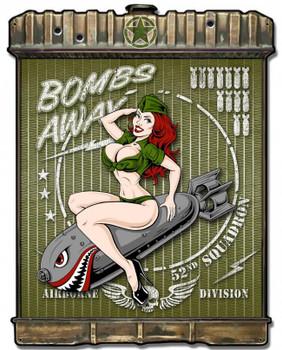 Radiator Bombs Away