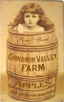 Cinnamon Valley Farm Apples