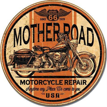 Mother Road Repair Round
