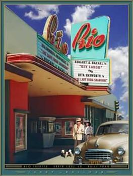Rio Theater 1949