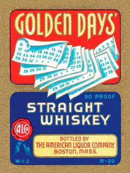 Golden Days'