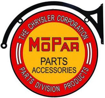 "MOPAR Parts & Accessories Hanging 18"""