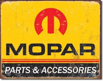 Mopar Logo '64-'71
