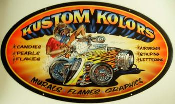 Kustom Kolors (disc)