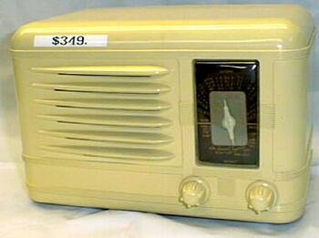 Packard Bell Table Radio