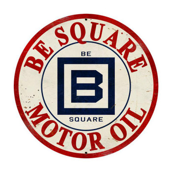 Be Square Gasoline (XLarge)