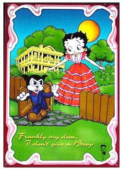 Betty Boop-Give A Boop