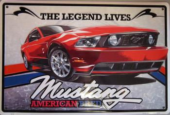 Mustang-American Bred