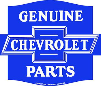Genuine Chevrolet Parts (large)