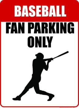 Baseball Fan Parking