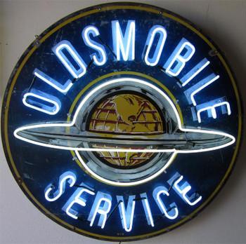 1917-1936 Oldsmobile Emblem