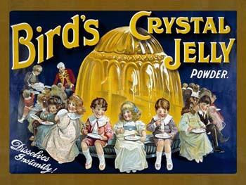 Bird's Crystal Jelly
